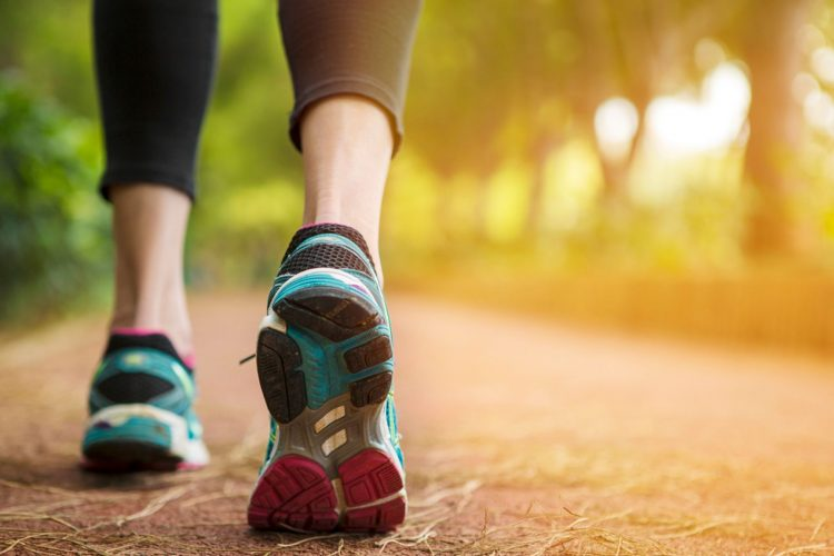 Walking as an Exercise Choice